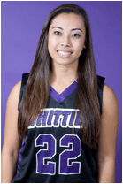 Norwalk resident Margo Campos plays for Whittier College and struggles with Diabetes on and off the court.