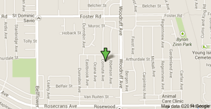 The explosion took place on the 13800 block of Cornuta Street in Bellflower.