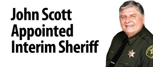 John Scott named Interim Sheriff of Los Angeles County