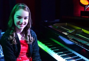 Downey teen Eileen Garrido has inspired an entire community with her courage and musical gift.  Tammye McDuff Photo