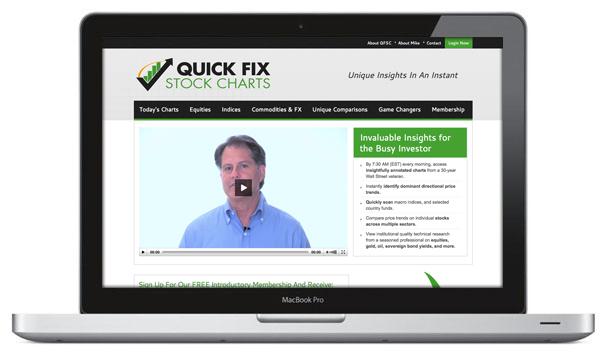 Quick Fix Stock Charts