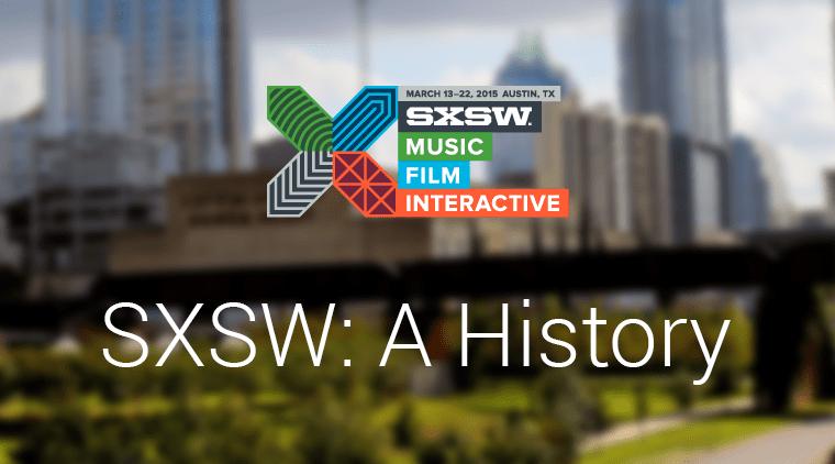 SXSW: A History