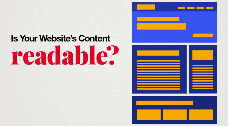 Is Your Website's Content Readable?
