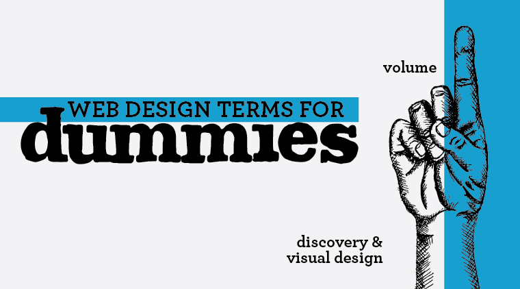 Web Design Terms for Dummies Vol. 1