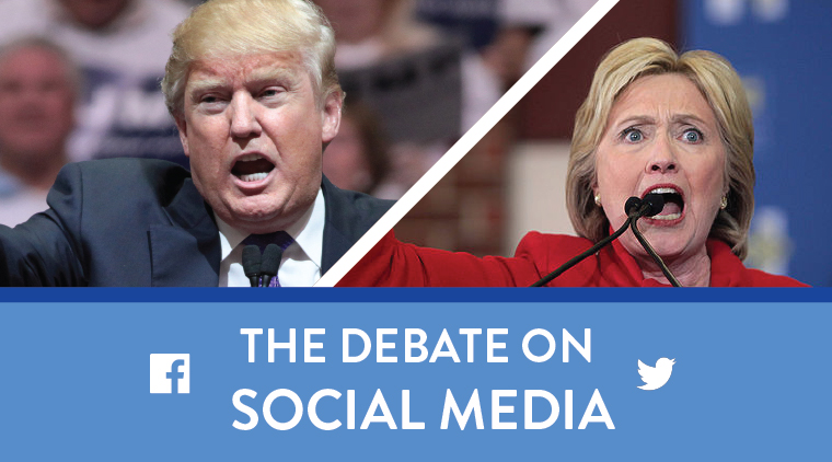 The Debate on Social Media