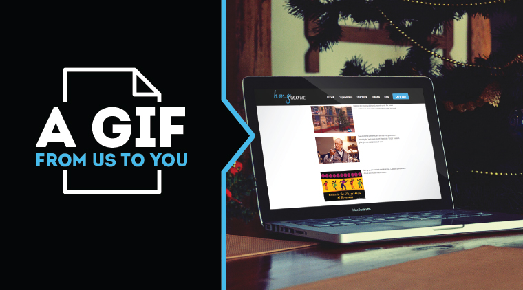 A Gif From Us to You!