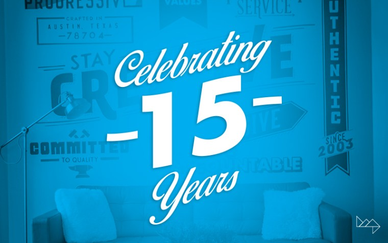 Celebrating 15 Years: The History of HMG Creative