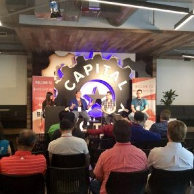 AR/VR Panel at Capital Factory
