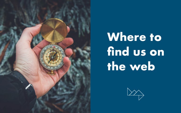 HMG Creative: Where to Find Us on the Web