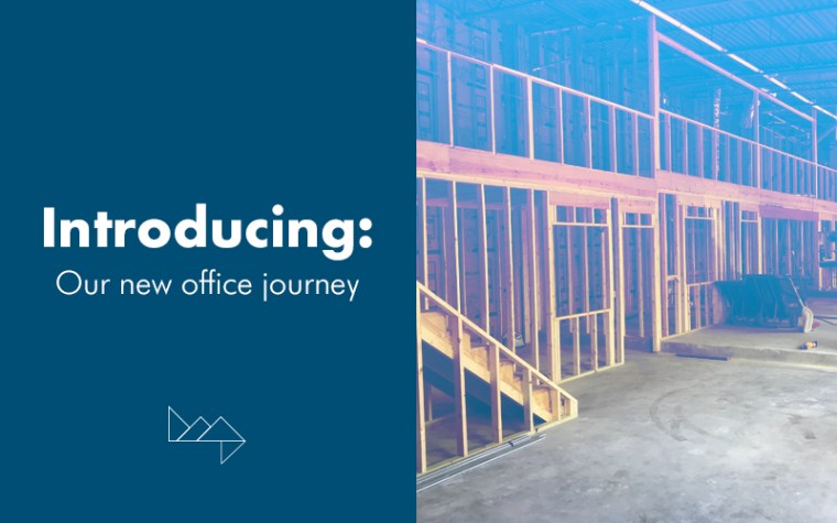 Introducing: Our New Office Journey