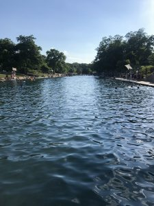 Barton Springs Pool Outdoor Austin