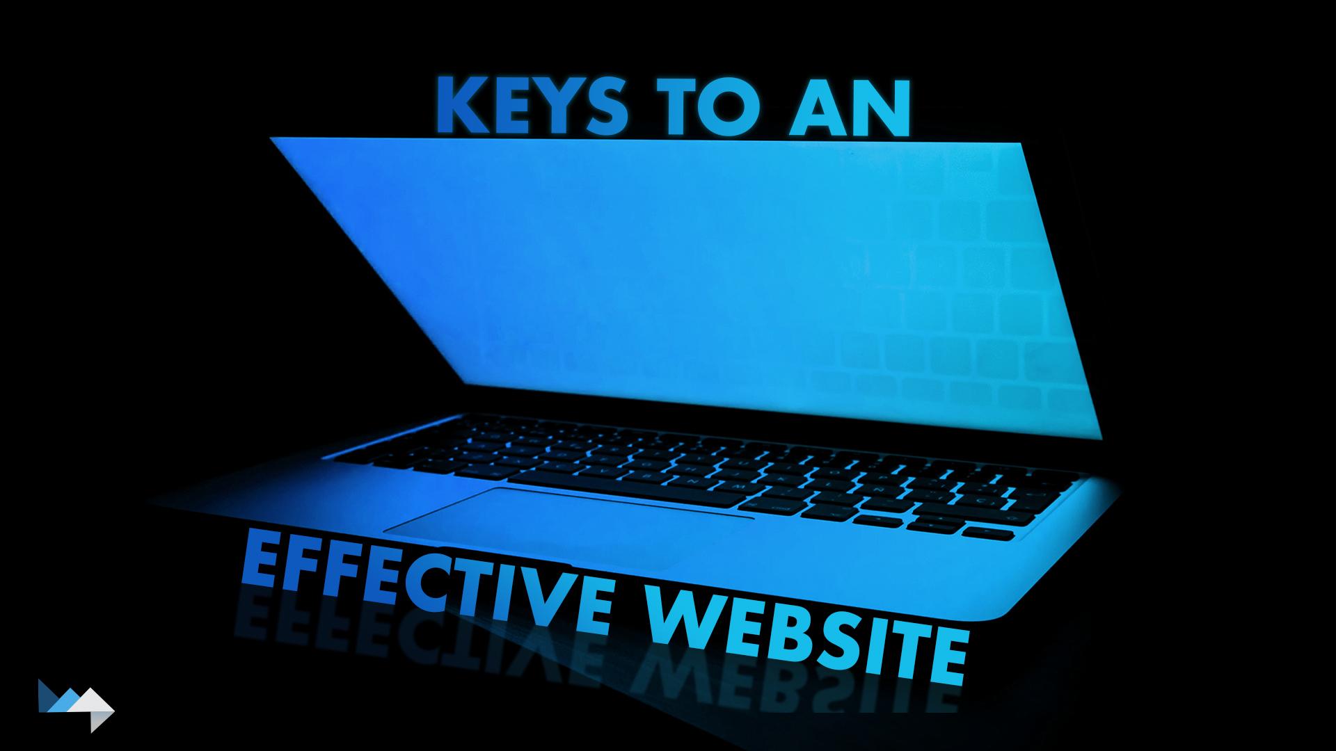 Keys to an Effective Website