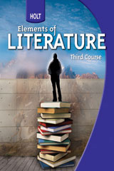 Holt Elements Of Literature The Holt Reader Third Course  9780030996283  Hmh