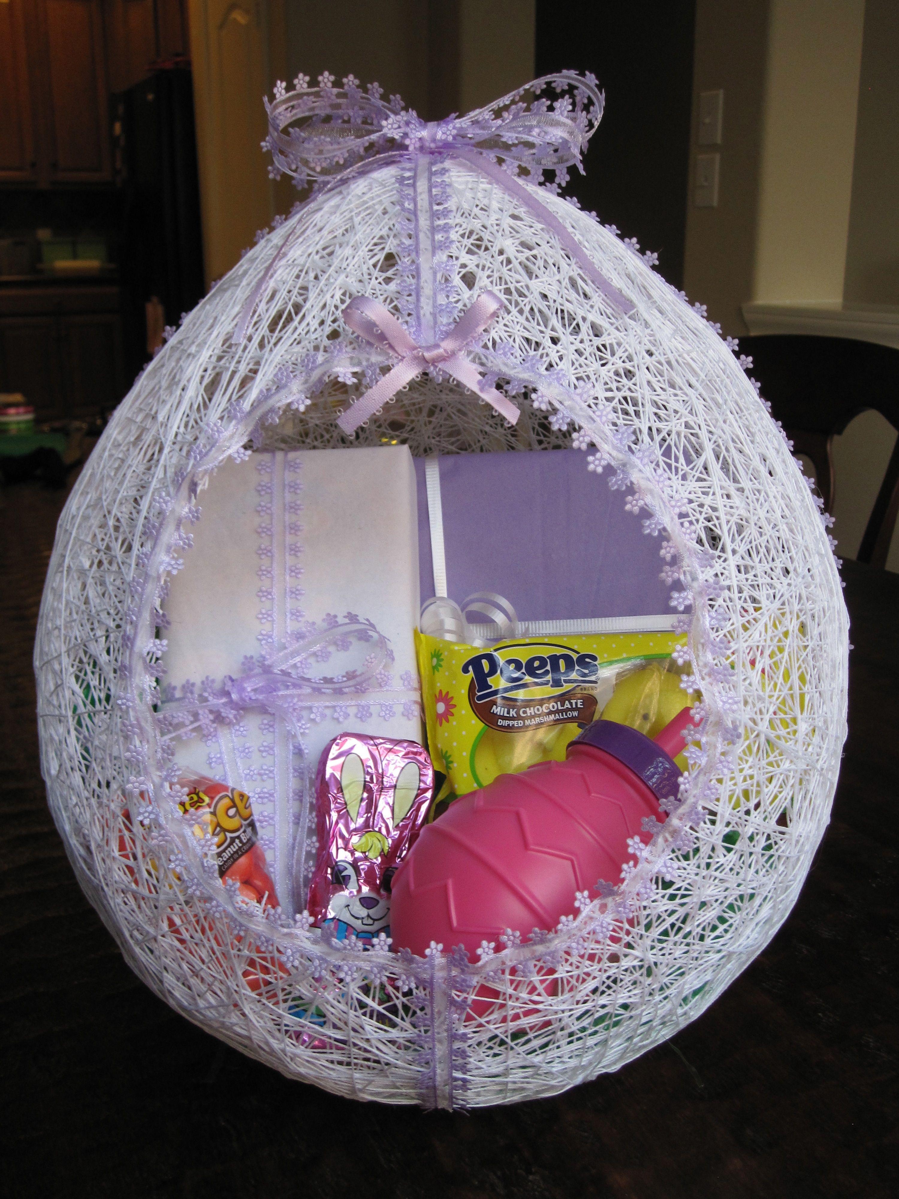 Egg basket  HMH Designs