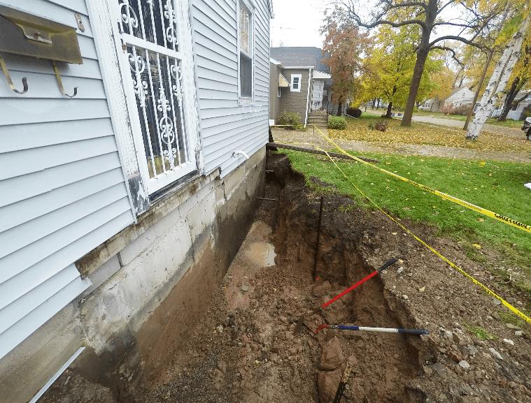 Polyurethane Concrete Raising