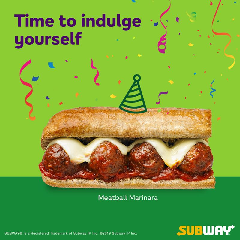 Subway舉辦「買一送一」促銷!優惠只限一天 - HMI Talk