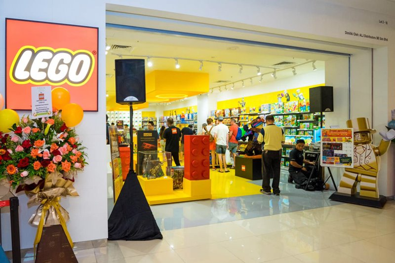 全馬LEGO專賣店大促銷!折扣高達50% - HMI Talk