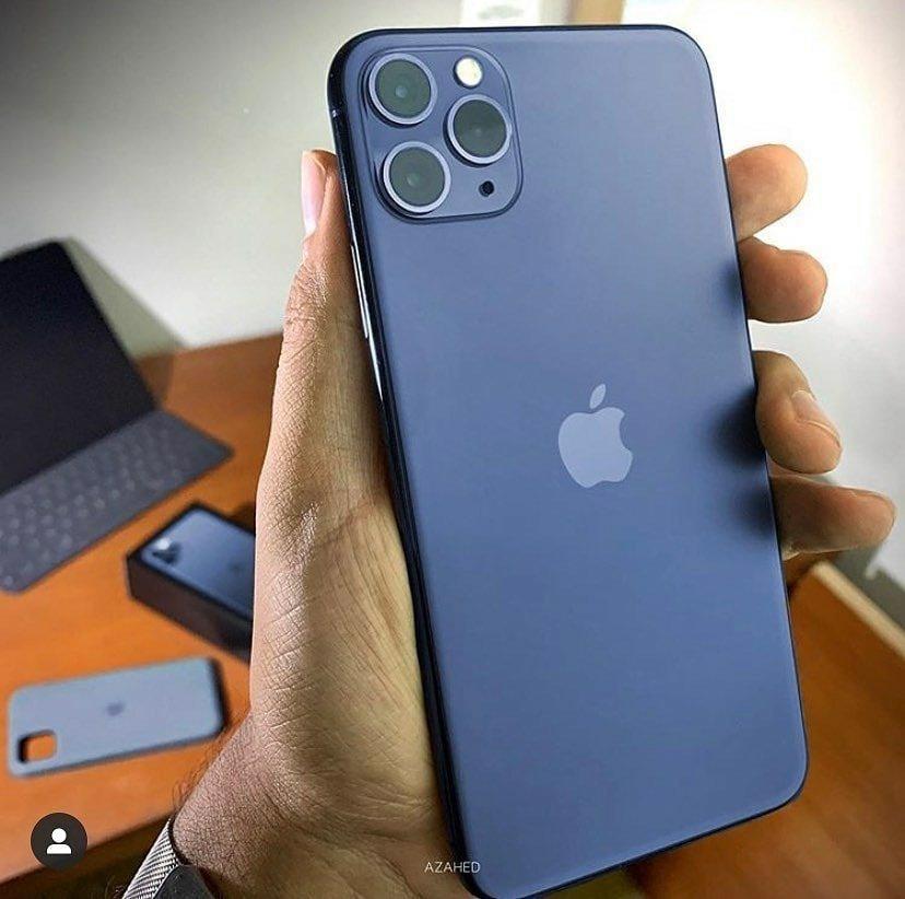 iPhone 12 Pro/Pro Max讓人無法抗拒的海軍藍!預計9月發佈! - HMI Talk