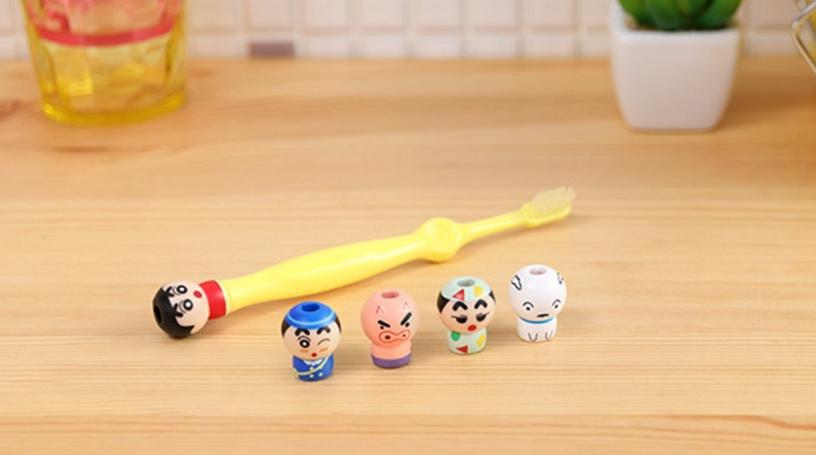 日本蠟筆小新牙刷!可愛造型讓小孩愛上刷牙! - HMI Talk