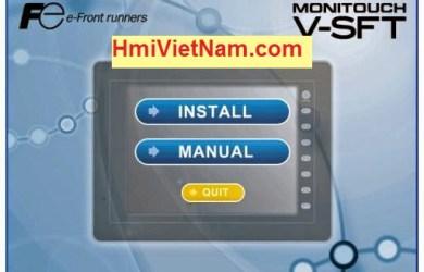 HMI Fuji Software