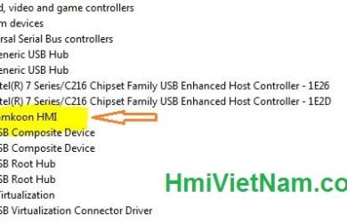 Samkoon USB Driver