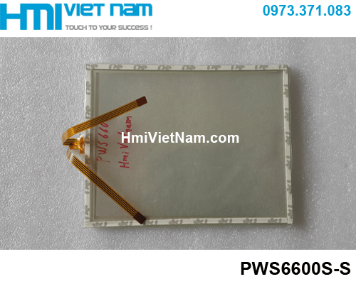 PWS6600S-S Touch Glass