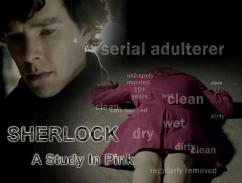 Small details help Sherlock figure out what did the woman do to meet such a sad end