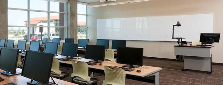 Olathe Health Education Center Classroom