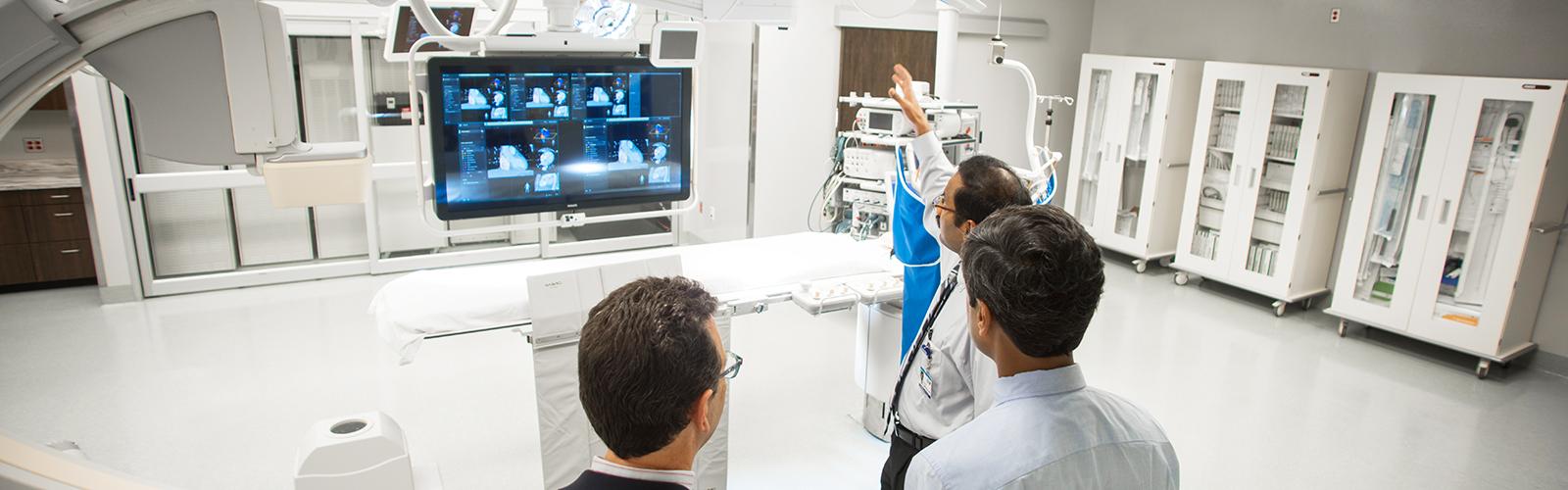 Olathe Medical Center - Hybrid EP Lab-2