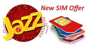 Mobilink, Jazz New SIM Offer