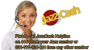 Jazz-Cash-Helpline-Number