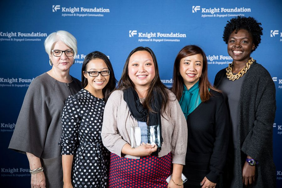 Hmong Museum awarded Knight Foundation.