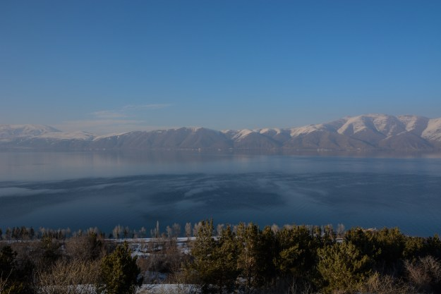 Lake Sevan is by far the biggest lake in Armenia, its altitude is almost 2000 m asl.