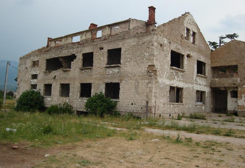 Foto: PR / Razrušeni samostan u Potocima