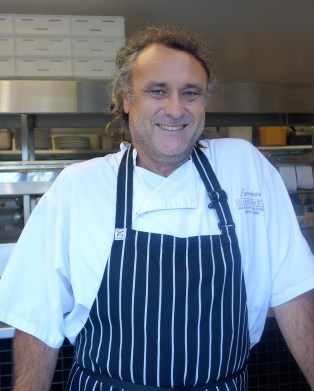 Executive Chef Andrew Mirosch