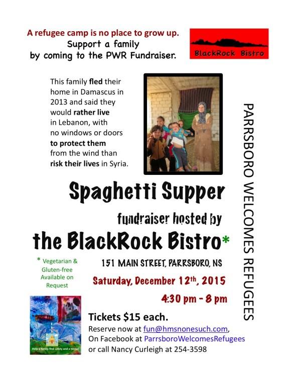 PWR Spaghetti_at_BlackRock_poster