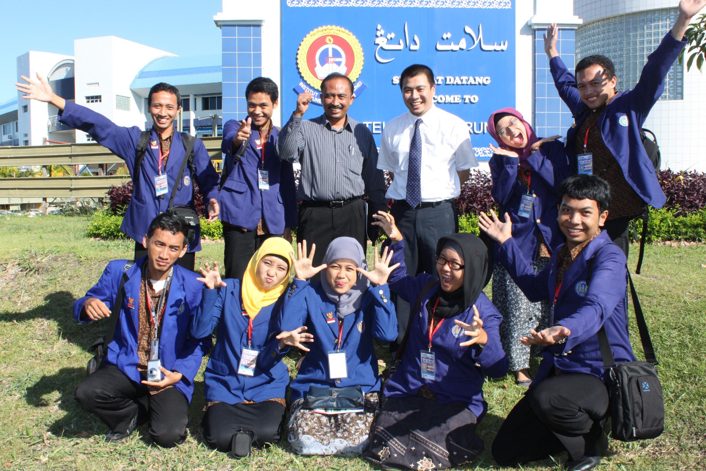HMTSP In Brunei Darusalam   Himpunan Mahasiswa Teknik Sipil dan Perencanaan