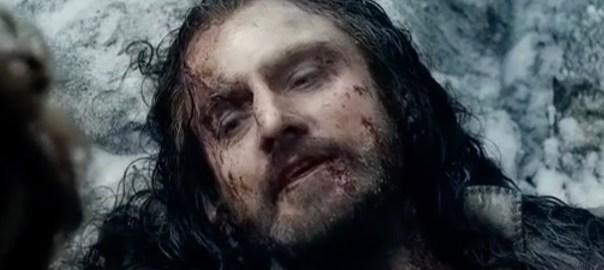 King Thorin Oakenshield of Erebor dies.