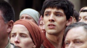 Merlin witnesses one of Uther Pendragon's executions