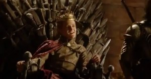 King Joffrey is the only well-written character in Game of Thrones.