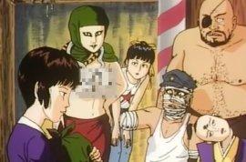 Midori meets the circus freaks.