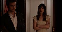 Christian Grey shows Anastasia Steele his playroom.