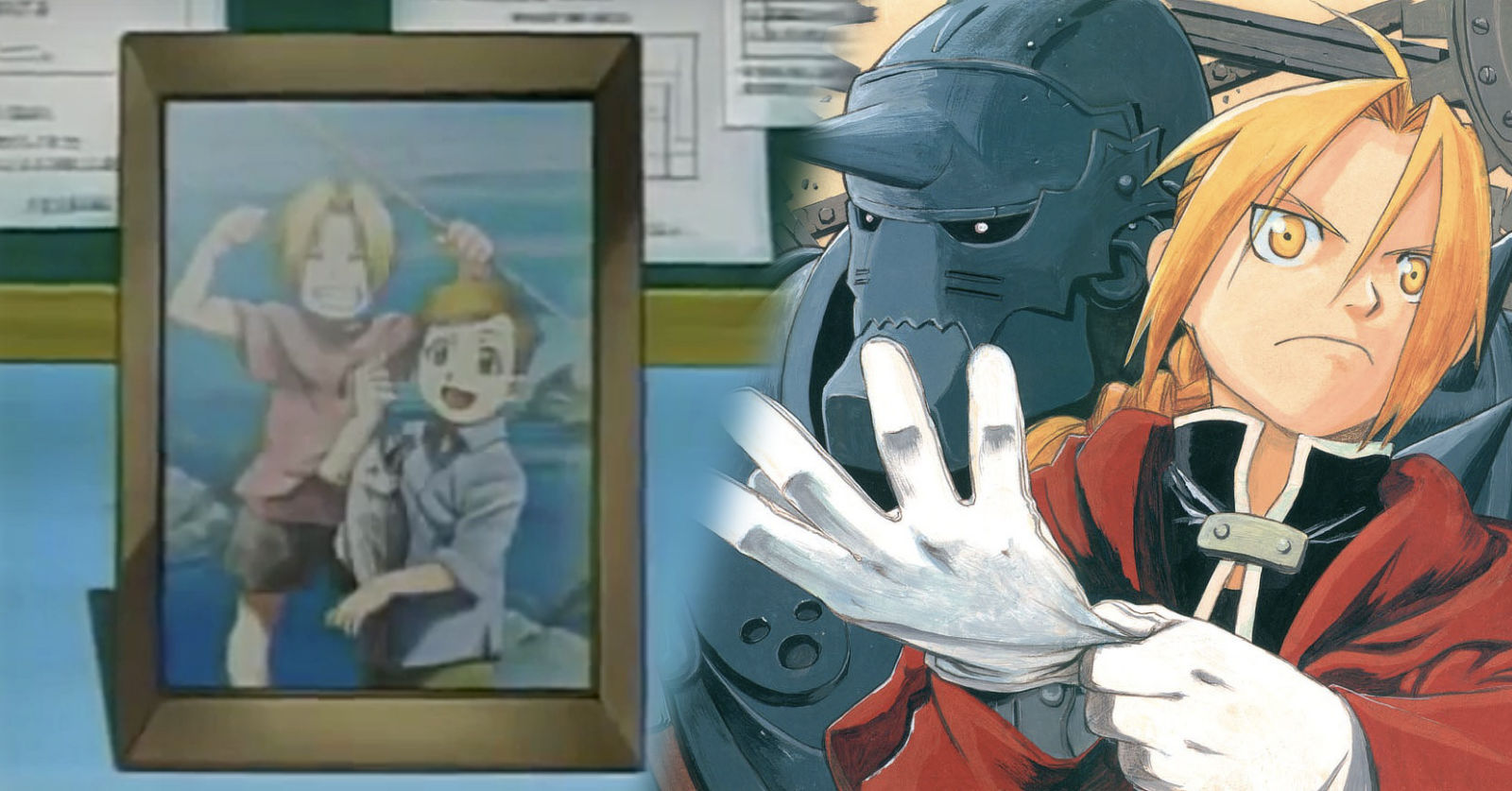 Fullmetal Alchemist Nina Tucker fullmetal alchemist: top 10 reasons the manga is better