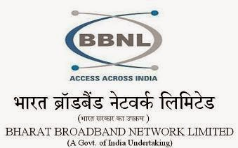 BBNL Bharat Broadband Network Recruitment 2017 Senior Consultant Posts