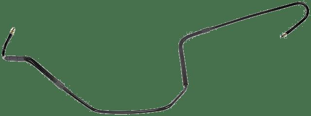 Dodge Trucks: Hydraulic Clutch Line 52087600