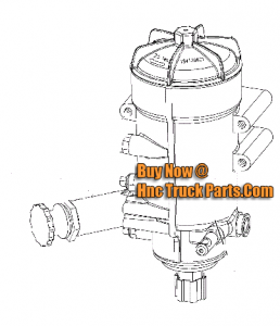 Navistar Engine Hard Parts: 1870327C94 Fuel Filter Header