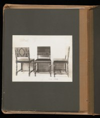 """Imported Chairs: Side Chairs, Italian, Elizabethan ..."