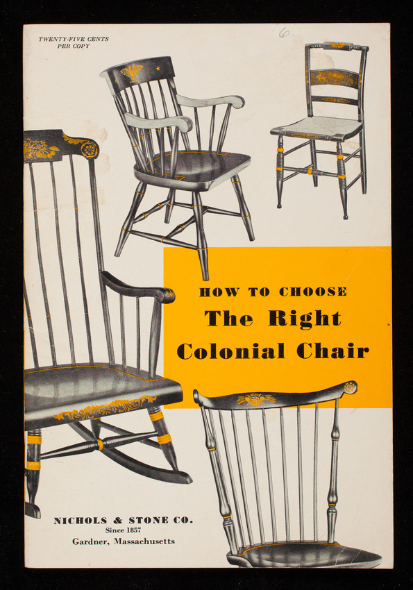 conant ball chair cheap covers for dining room how to choose the right colonial chair, nichols & stone co., gardner, mass.   historic new england