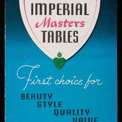 Ball Chairs For Students Chair Covers Hire Wolverhampton Imperial Masters Tables, Furniture Co., Grand Rapids, Michigan | Historic New England