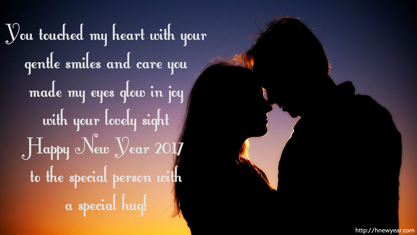 Romantic New Year Wishes For Lovely Friends And